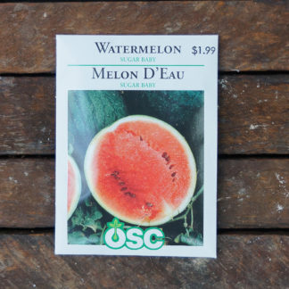 Watermelon Seeds – Sugar Baby – OSC