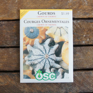 Gourd Seeds – Crown of Thorns – OSC