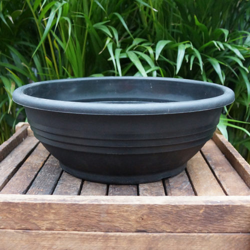 Low Bowl Pots 14″