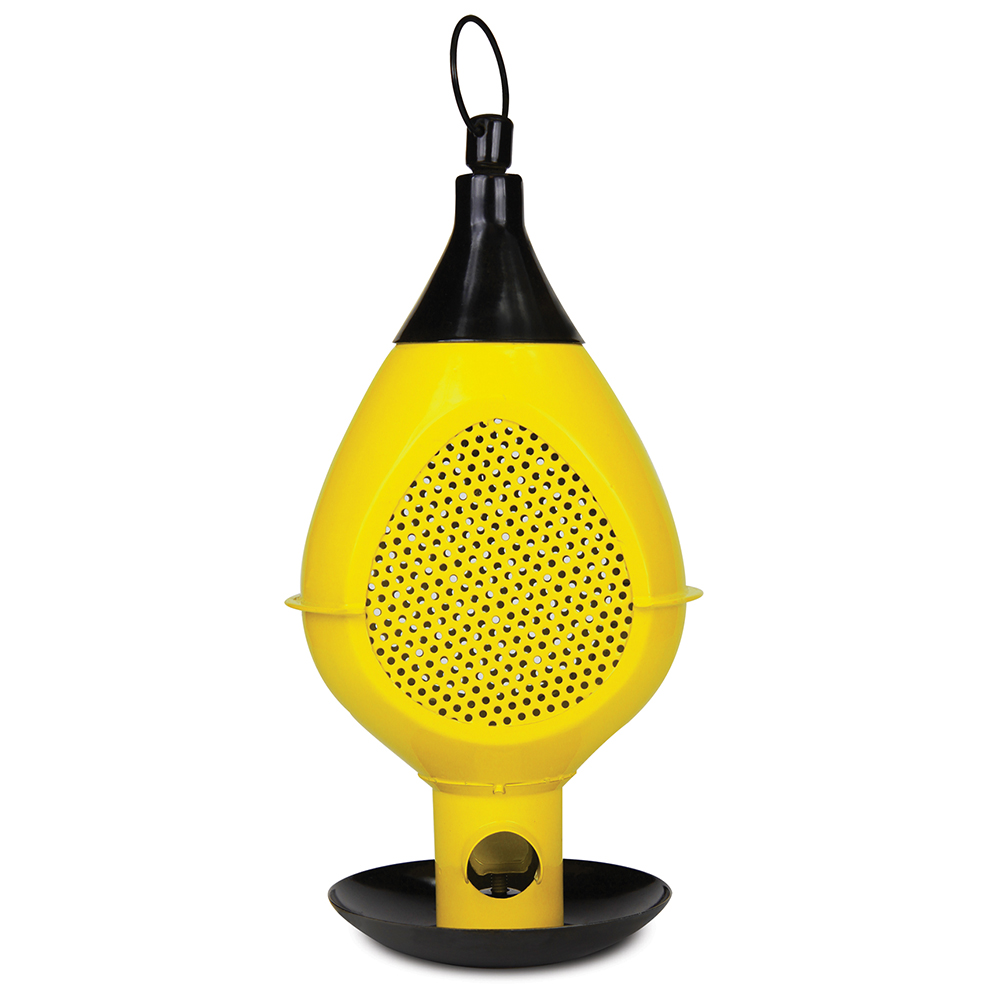 Raindrop Finch Feeder