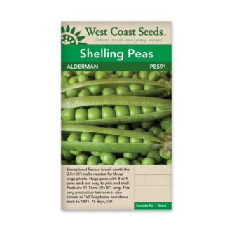 Pea Seeds – Alderman (Tall Telephone) – WCS