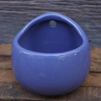 Nested Wall Periwinkle Pot