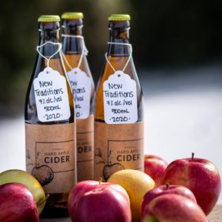 New Traditions Hard Cider